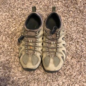 Merrell men's size 9 hiking boots